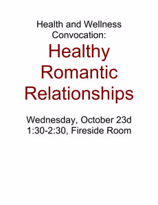 Information regarding Healthy Romantic Relationships is as follows Start date is October 17 2019 and End Date is October 24 2019 and File is Browse and Group Name is Cornerstone Wellness Center and Name of Ad/Event is Healthy Romantic Relationships and File Name is Healthy-Romantic-Relationships-Flyer1_comp.jpg and Name is Laurie Capps and Email is laurie.capps@my.lr.edu and Affiliation is LR Student Organization and Panel is Side and