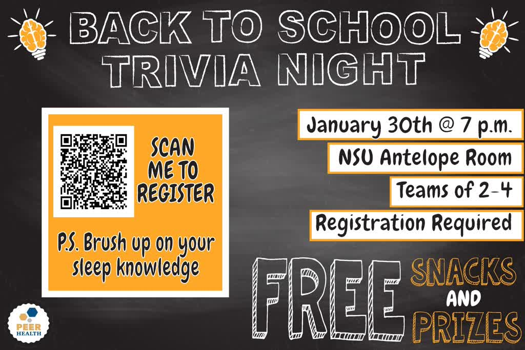 Information regarding Back to School Trivia Night is as follows Last Day of Posting is 2020 and First Day of Posting is 2020-01-14 and Name is Amanda Dabney and Name of Ad/Event is Back to School Trivia Night and File is Browse and Email is dabneya2@unk.edu and File Name is Trivia-Night-Take-2-page-001_comp.jpg and Panel is Main and Group Name is Peer Health Education and Affiliation is UNK Student Organization and