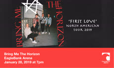 Information regarding Bring Me The Horizon is as follows Start date (when you would like your content to be posted) is October 05 2018 and End Date  (when you would like your content to be removed from the screens) is January 28 2019 and Name of Ad/Event is Bring Me The Horizon and File is Browse and File Name is BMTH-01_comp.jpg and Panel for your ad to be displayed is Main and Affiliation is Mason Department and Name is Nhi Nyugen and Email is nnguye@gmu.edu and Group Name is shopMason and
