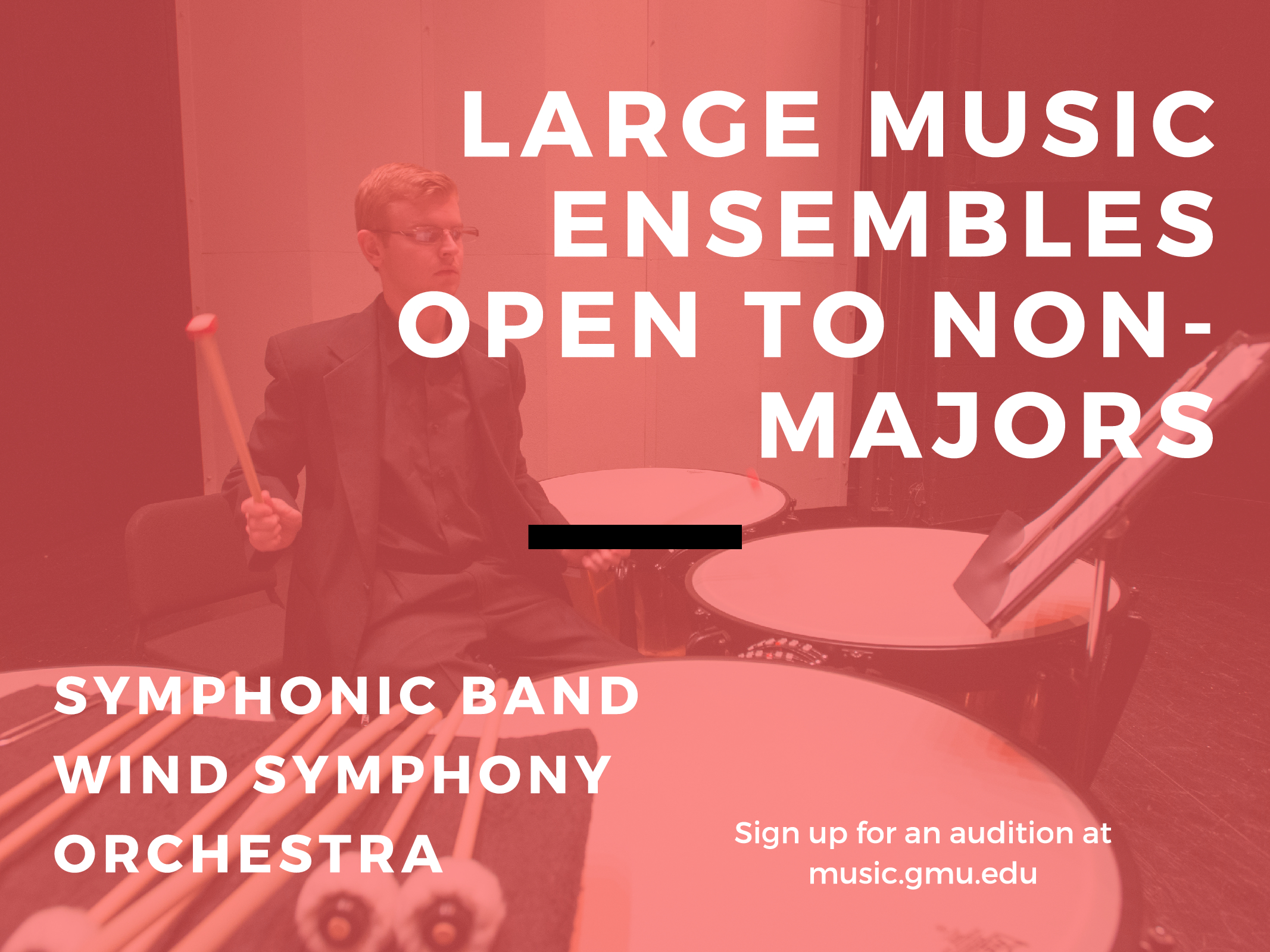 Information regarding Music Classes for Non-Majors is as follows Create Your Own Tags: is #musicatmason and Start date (when you would like your content to be posted) is August 14 2017 and End Date  (when you would like your content to be removed from the screens) is September 11 2017 and Email is adoughe5@gmu.edu and Name is Andrew Dougherty and File is Browse and File Name is case-studies-1_comp.jpg and Panel for your ad to be displayed is Main and Affiliation is Mason Department and Name of Ad/Event is Music Classes for Non-Majors and Group Name is School of Music and