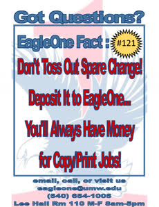 Information regarding EagleOne Fact # 121 is as follows Start date is June 12 2018 and End Date is June 21 2018 and Name is Adam Podlisky and Email is apodlisky@apogee.us and File is Browse and Name of Ad/Event is EagleOne Fact # 121 and File Name is EO-Fact-122c2_comp.jpg and Group Name is Orca and Affiliation is Recognized Student Organization and Panel is Side and