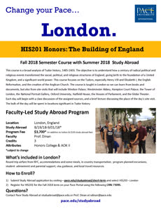 Information regarding Honors London Study Abroad Flyer is as follows Create Your Own Tags: is #pacestudyabroad and Start date is April 05 2018 and End Date is September 12 2018 and File is Browse and Affiliation is Department and Name of Ad/Event is Honors London Study Abroad Flyer and File Name is London_comp.jpg and Name is Mariah Jno-Charles and Email is mjnocharles@pace.edu and Group Name is Pace International and Panel is Side and