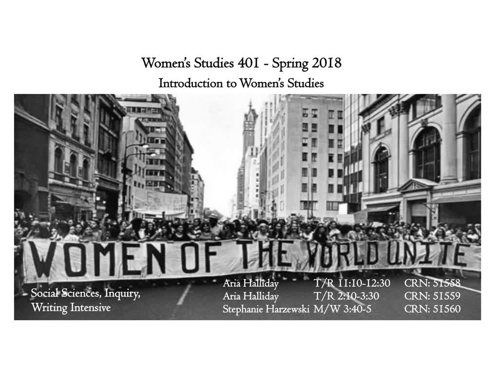 Information regarding WS 401 is as follows Create Your Own Tag: is #UNHFeminists and Start date is October 18 2017 and End Date is December 08 2017 and File is Browse and Affiliation is Department and File Name is orca-5and6-PDFs-01_comp.jpg and Name is Katie Baker and Panel is Main and Email is unhwomensstudiesstaff@gmail.com and Group Name is WS and Name of Ad/Event is WS 401 and